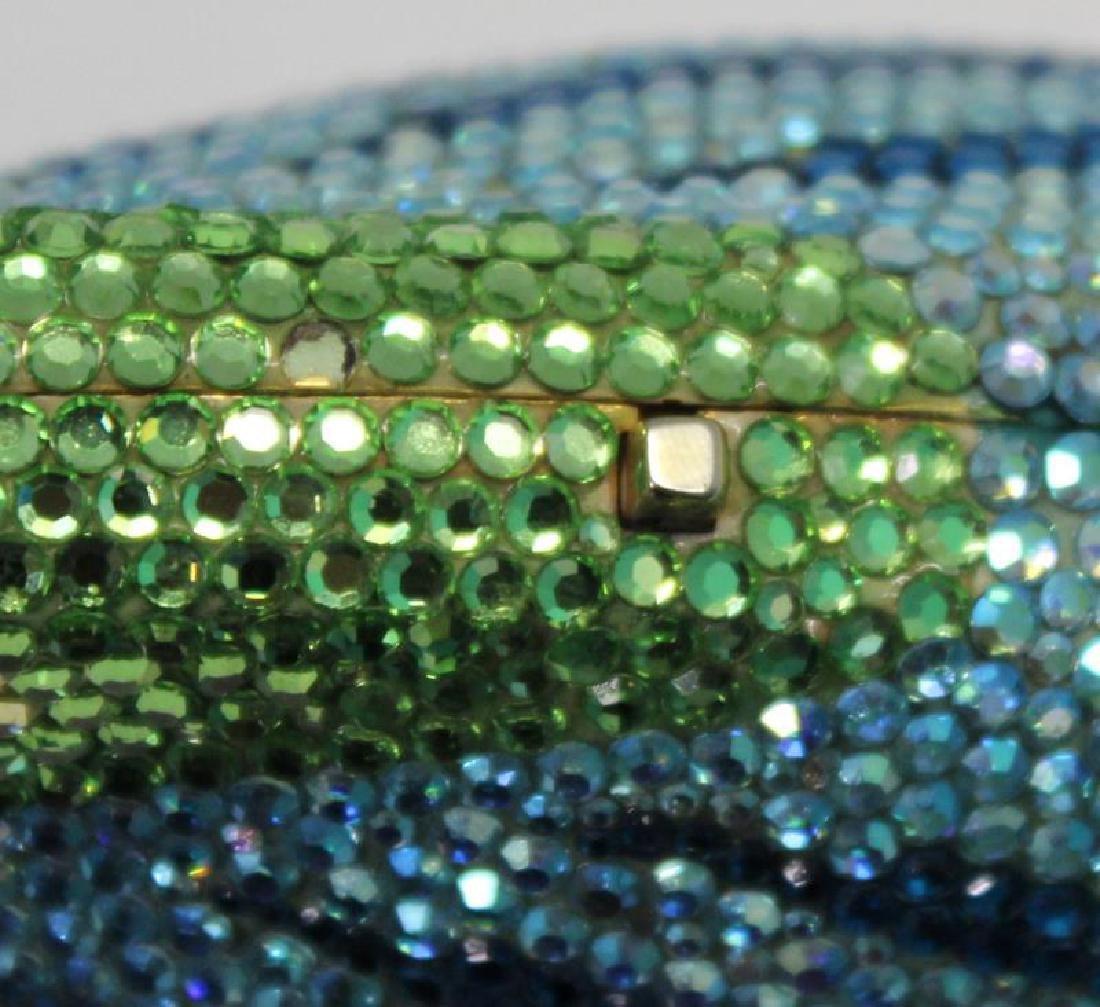 Kathrine Baumann Design Fish Aqua Minaudiere. - 6