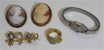 JEWELRY Assorted Ladies Jewelry Grouping