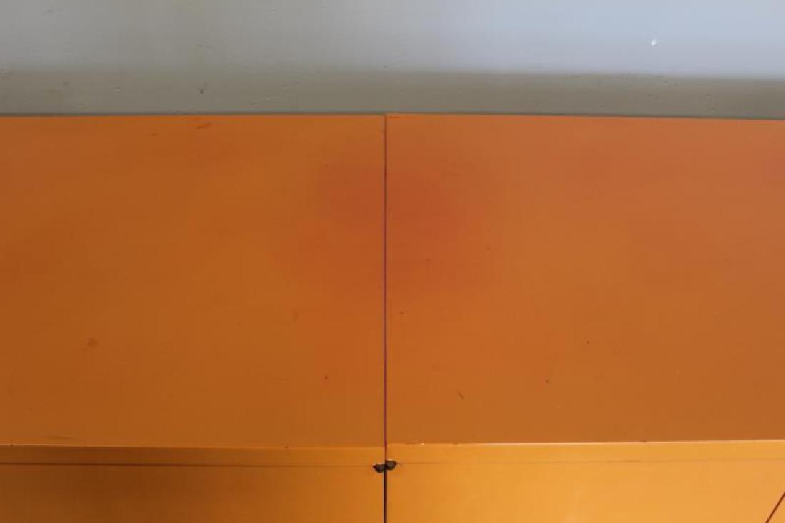 Midcentury Tommi Parzinger Sideboard Cabinet. - 4