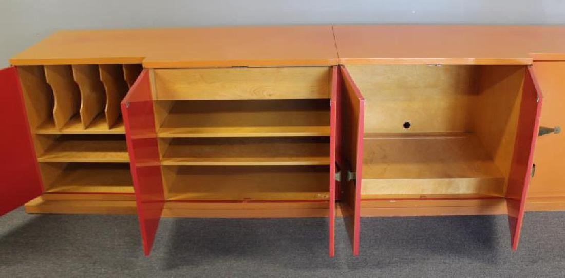 Midcentury Tommi Parzinger Sideboard Cabinet. - 6
