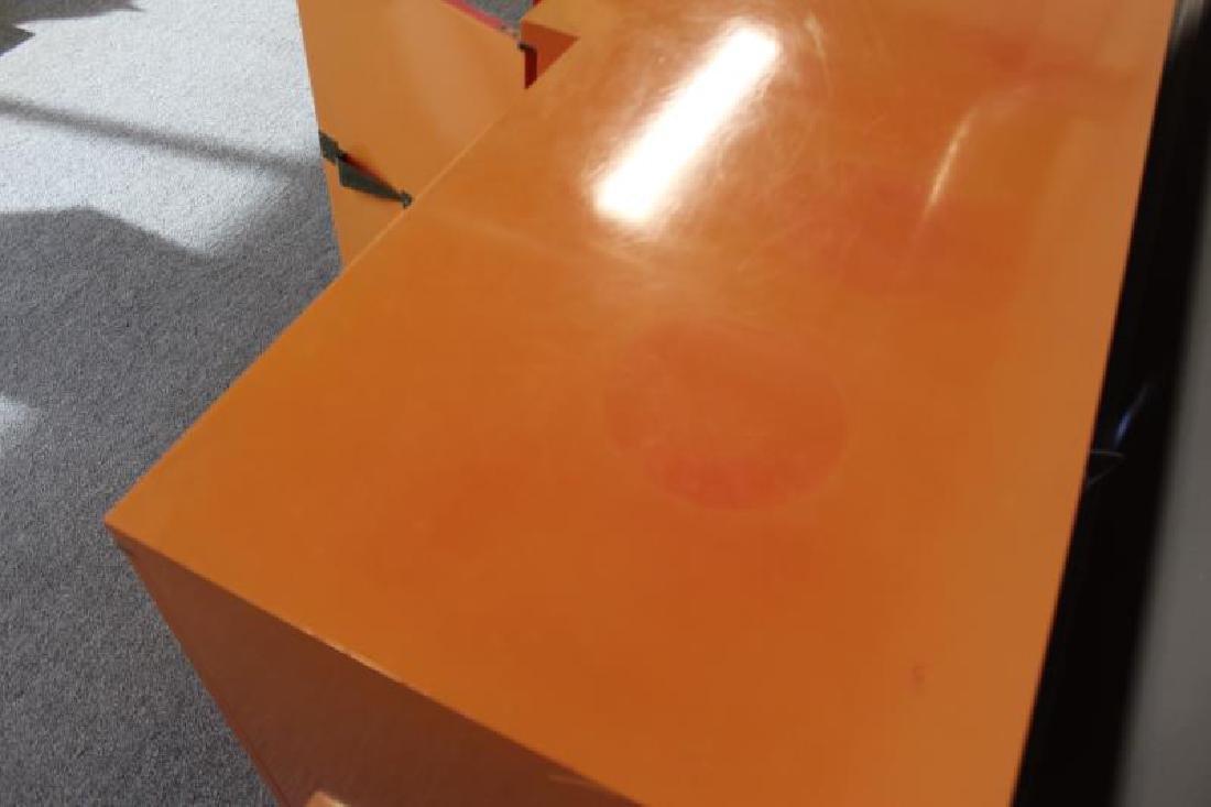Midcentury Tommi Parzinger Sideboard Cabinet. - 8