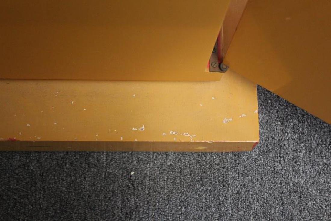 Midcentury Tommi Parzinger Sideboard Cabinet. - 9