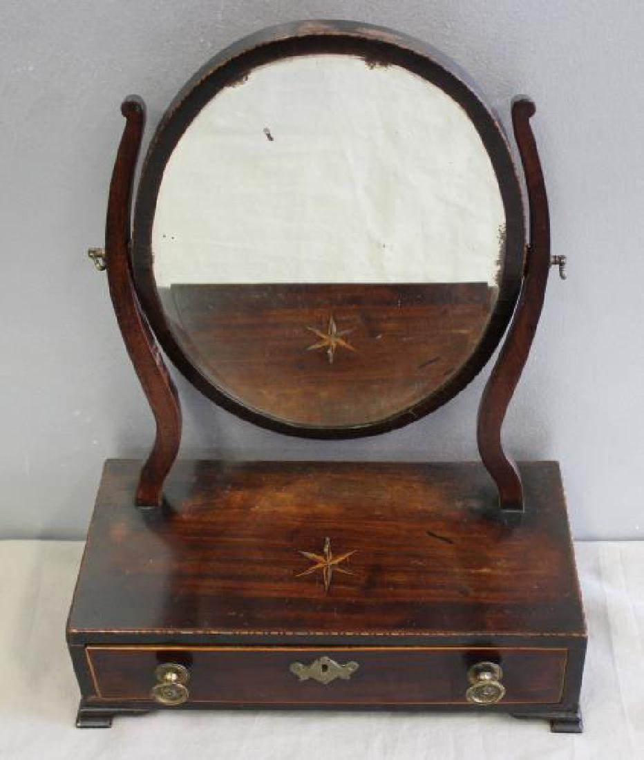 A William 1V Gentleman's Travelling Vanity .