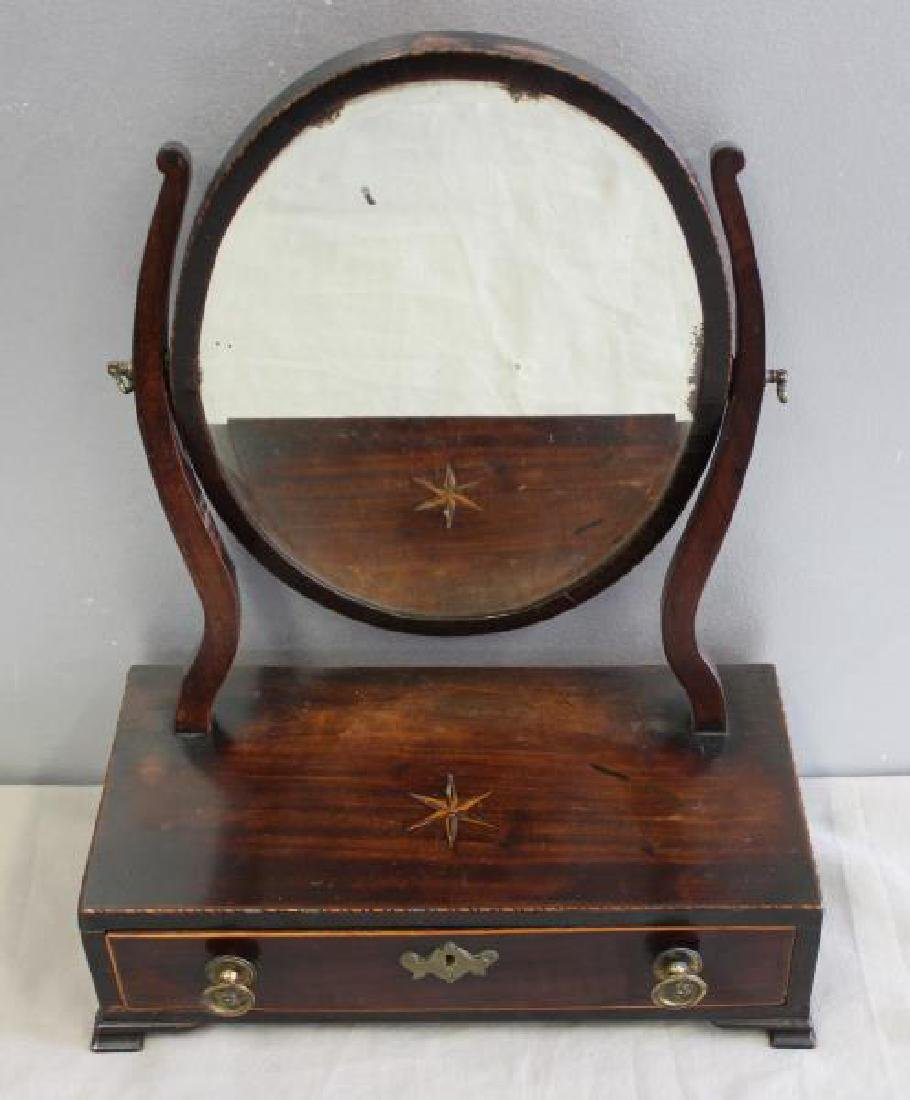 A William 1V Gentleman's Travelling Vanity . - 2