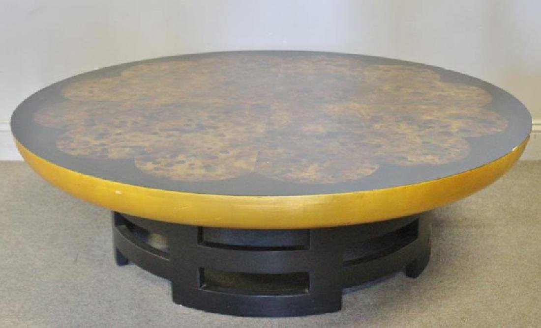 Theodore Muller for Kittinger Lotus Coffee Table.