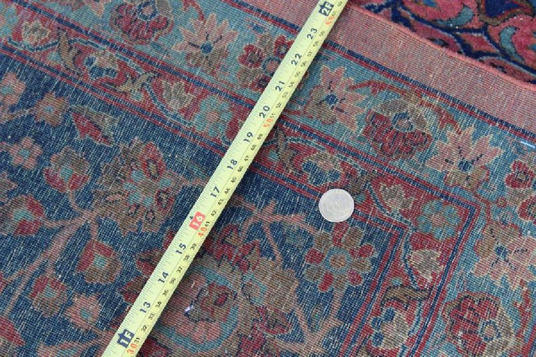 Finely Woven Antique Roomsize Handmade - 2