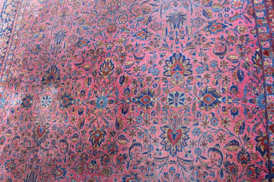 Finely Woven Antique Roomsize Handmade - 6
