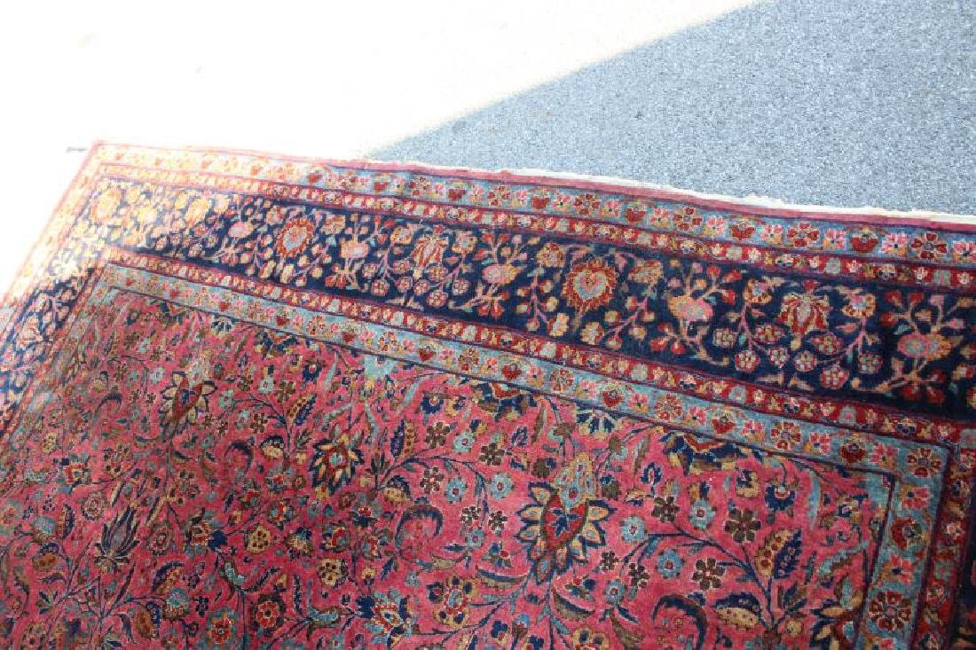 Finely Woven Antique Roomsize Handmade - 8