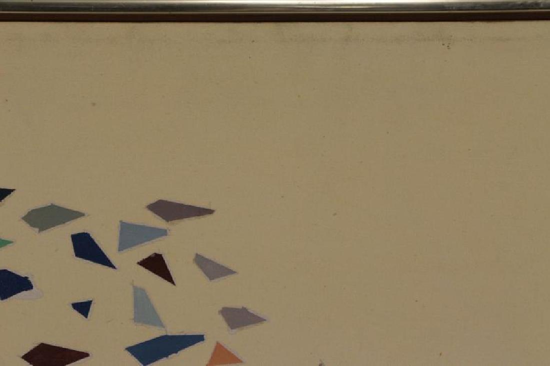 "GOODNOUGH, Robert. ""Color Shapes"" 1975. - 5"