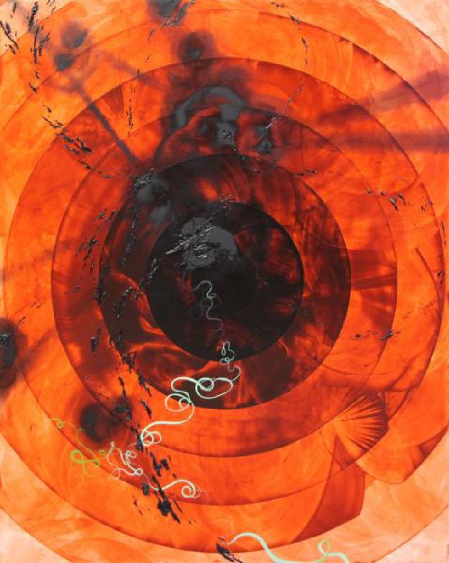 "HALLORAN, Lia. ""Knots and Magnetism"" 2006."
