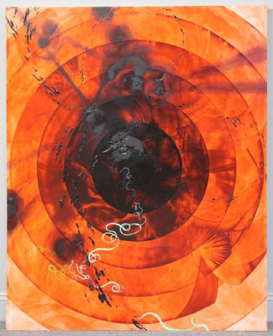 "HALLORAN, Lia. ""Knots and Magnetism"" 2006. - 2"