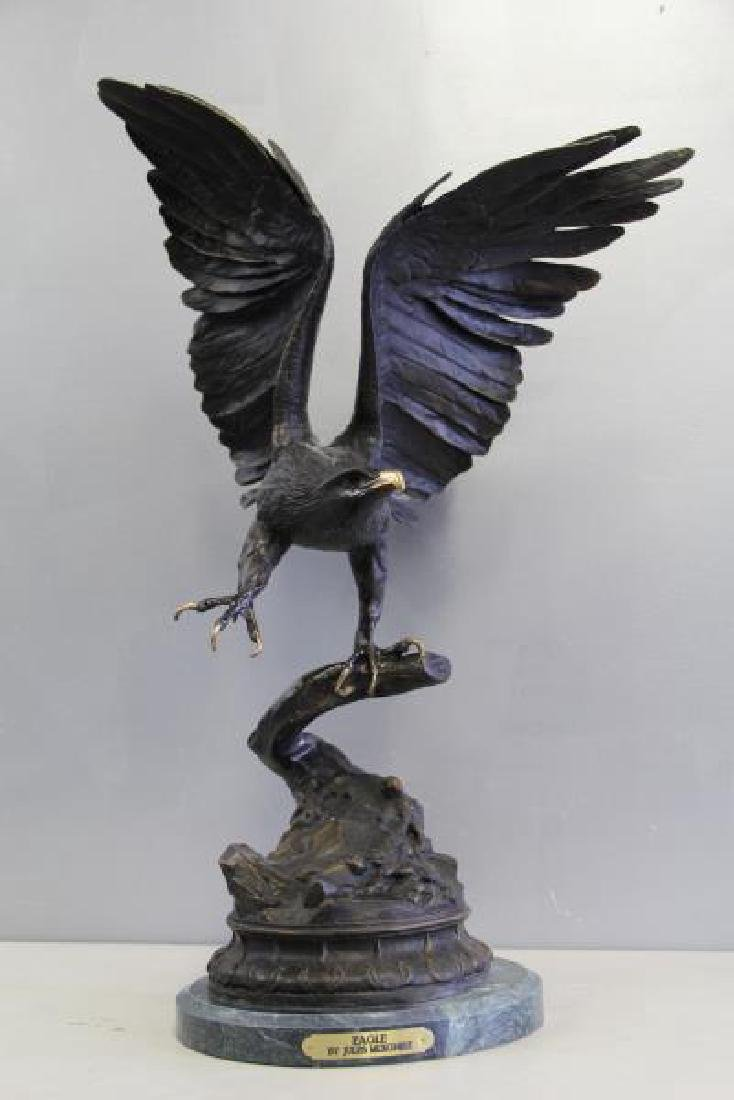 AFTER MOIGNIEZ. Bronze Sculpture.