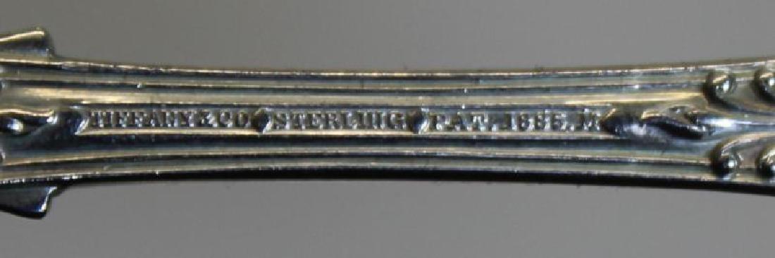 STERLING. Roden Bros. Ltd. Queens Flatware Service - 6