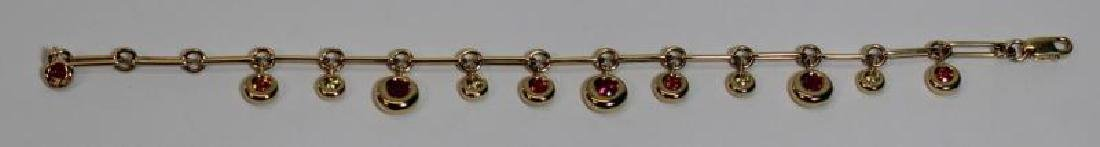 JEWELRY. Chaumet 18kt Gold and Sapphire - 3