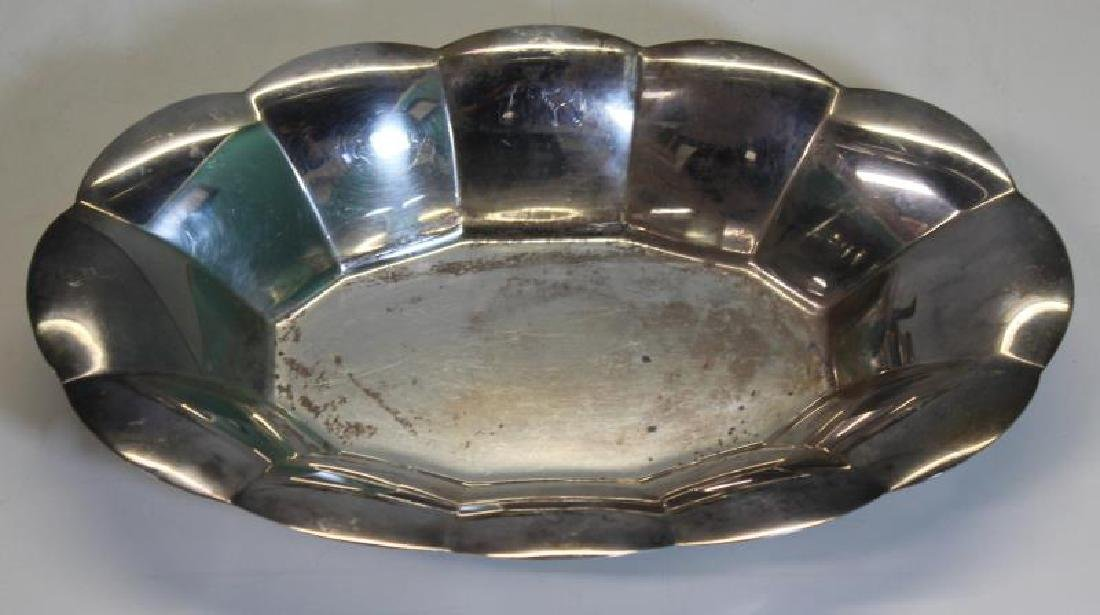SILVER. Assorted Grouping of Silver Hollow Ware. - 2