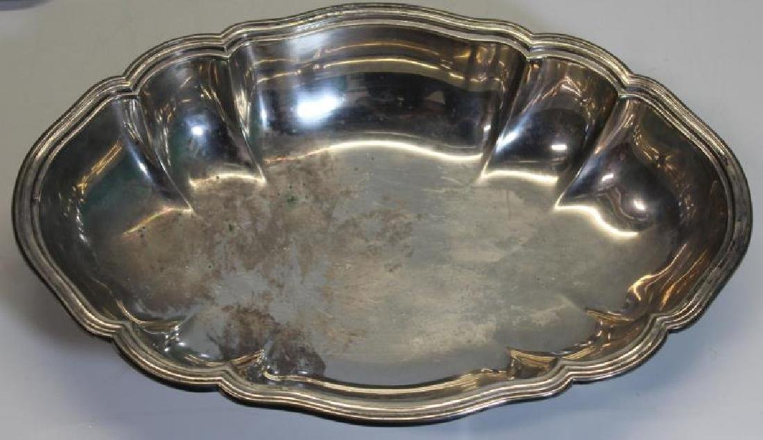SILVER. Assorted Grouping of Silver Hollow Ware. - 4