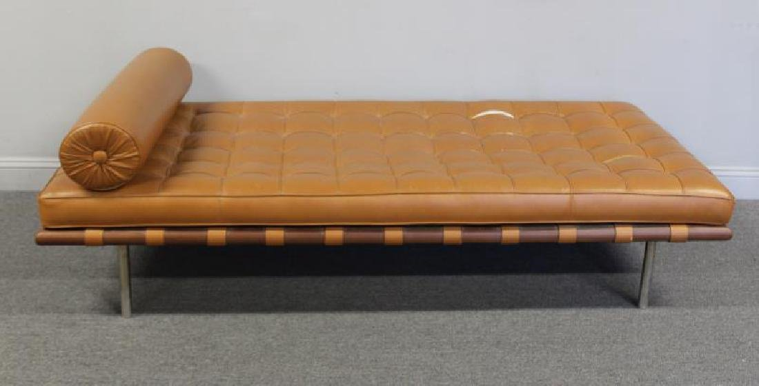 Midcentury Knoll Barcelona Day Bed.