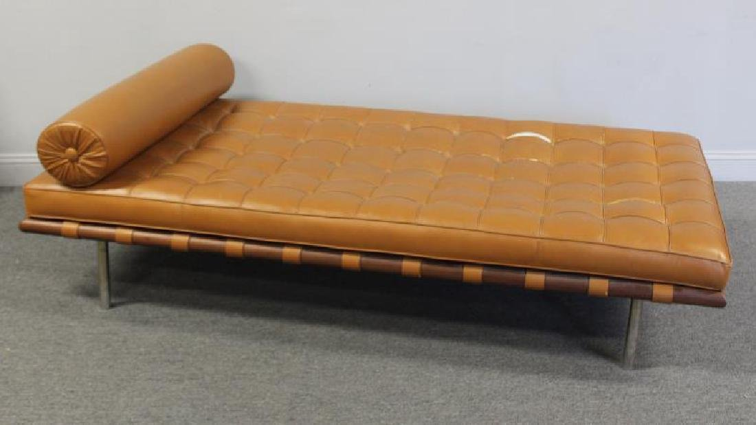 Midcentury Knoll Barcelona Day Bed. - 5
