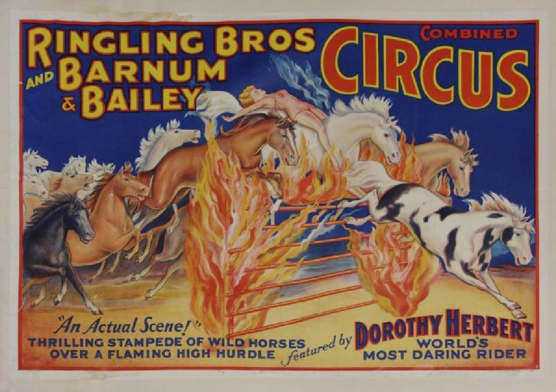 Three Ringling Bros. and Barnum & Bailey Circus - 2