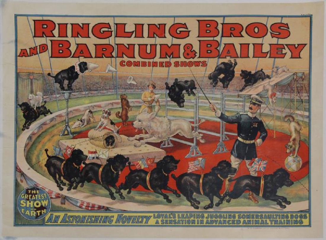 Three Ringling Bros. and Barnum & Bailey Circus - 5