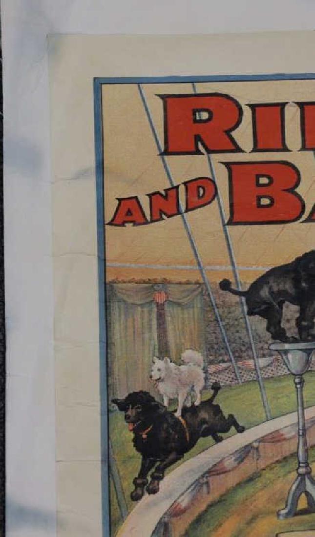 Three Ringling Bros. and Barnum & Bailey Circus - 6