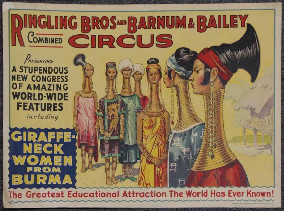 Three Ringling Bros. and Barnum & Bailey Circus - 8