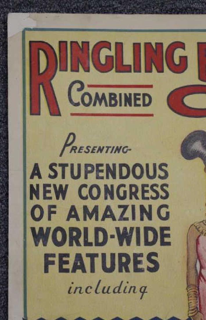 Three Ringling Bros. and Barnum & Bailey Circus - 9