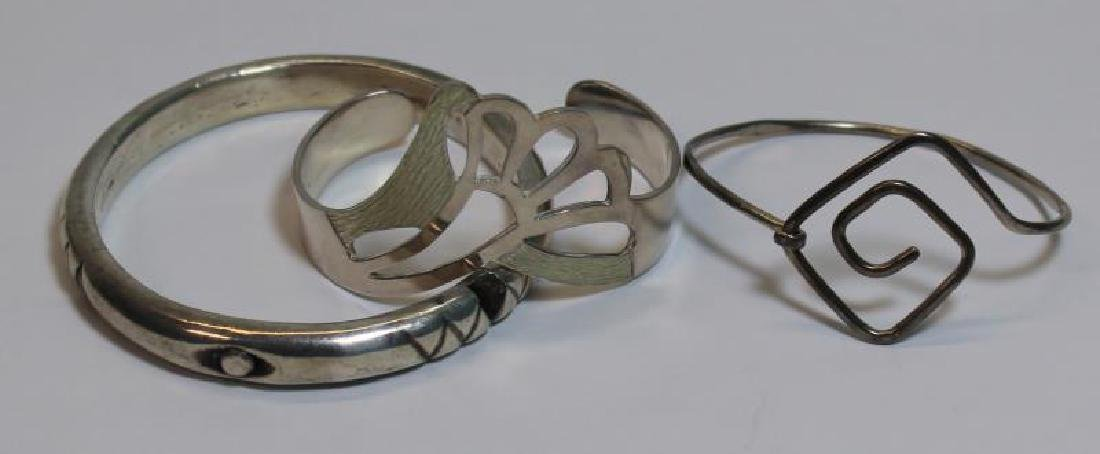 JEWELRY. Assorted Silver Jewelry and Accessories. - 11