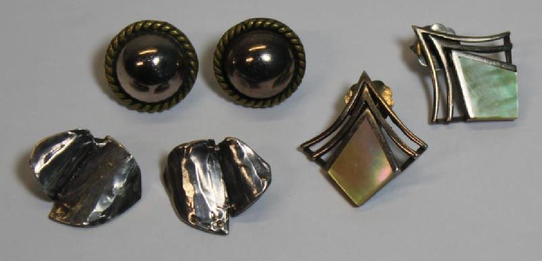 JEWELRY. Assorted Silver Jewelry and Accessories. - 5
