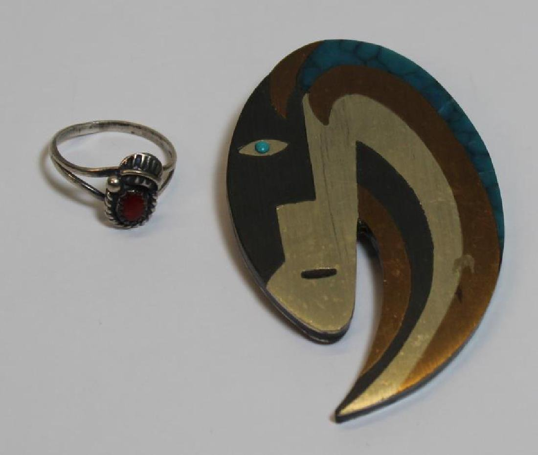 JEWELRY. Assorted Silver Jewelry and Accessories. - 9