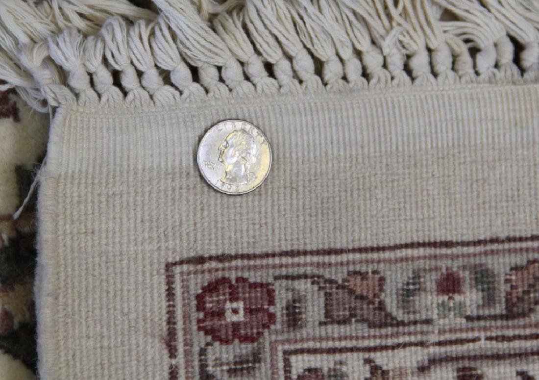 Finely Woven Vintage Handmade Roomsize - 4