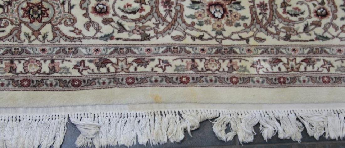 Finely Woven Vintage Handmade Roomsize - 5