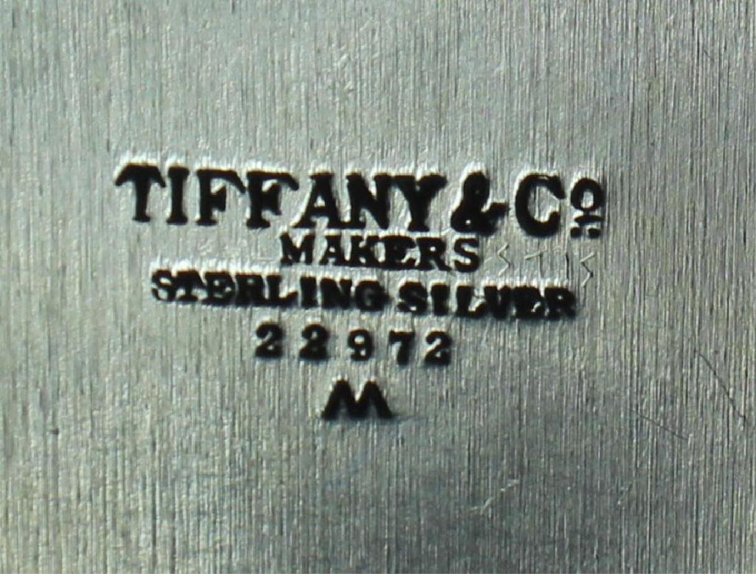 STERLING. Tiffany Sterling Hollow Ware Grouping. - 3