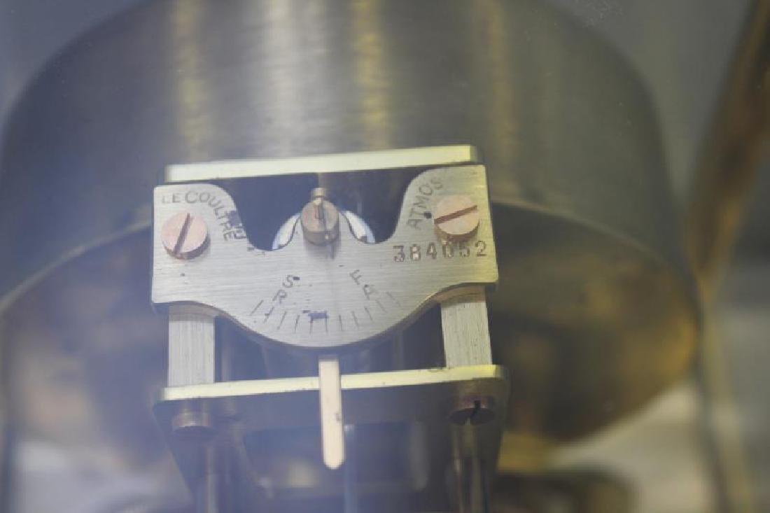 Jaeger LeCoultre Atmos Clock Serial # 384052. - 2
