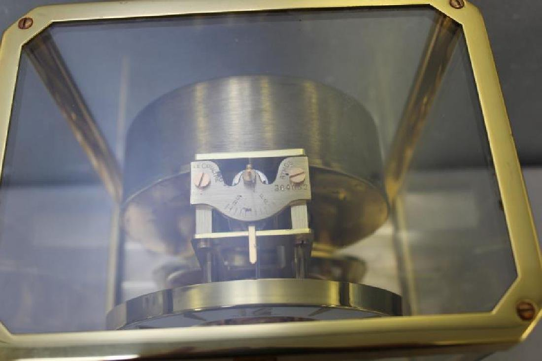 Jaeger LeCoultre Atmos Clock Serial # 384052. - 3
