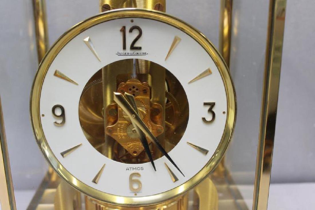 Jaeger LeCoultre Atmos Clock Serial # 384052. - 4