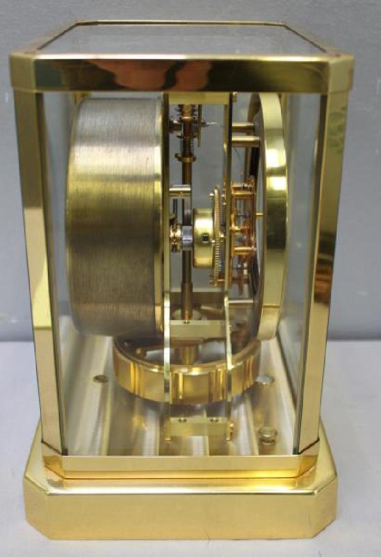 Jaeger LeCoultre Atmos Clock Serial # 384052. - 5