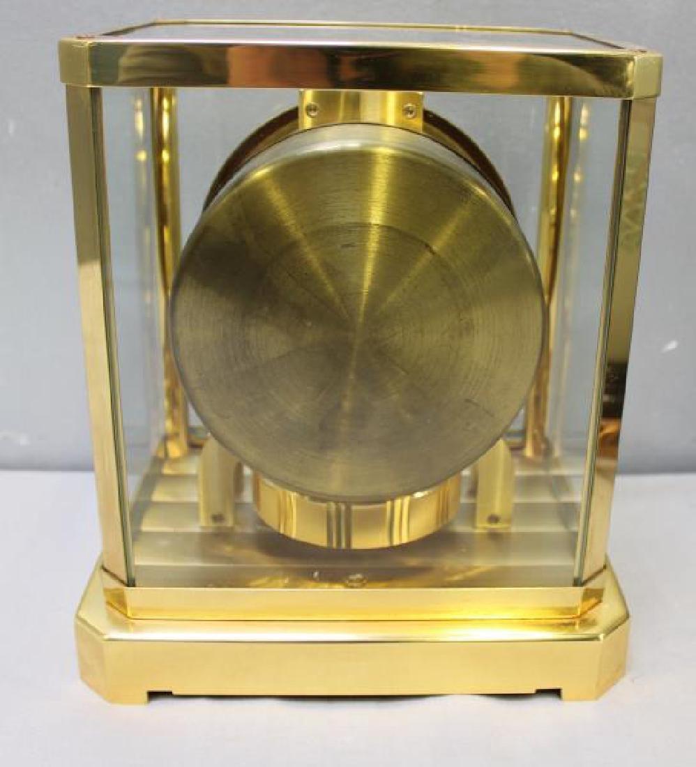 Jaeger LeCoultre Atmos Clock Serial # 384052. - 6