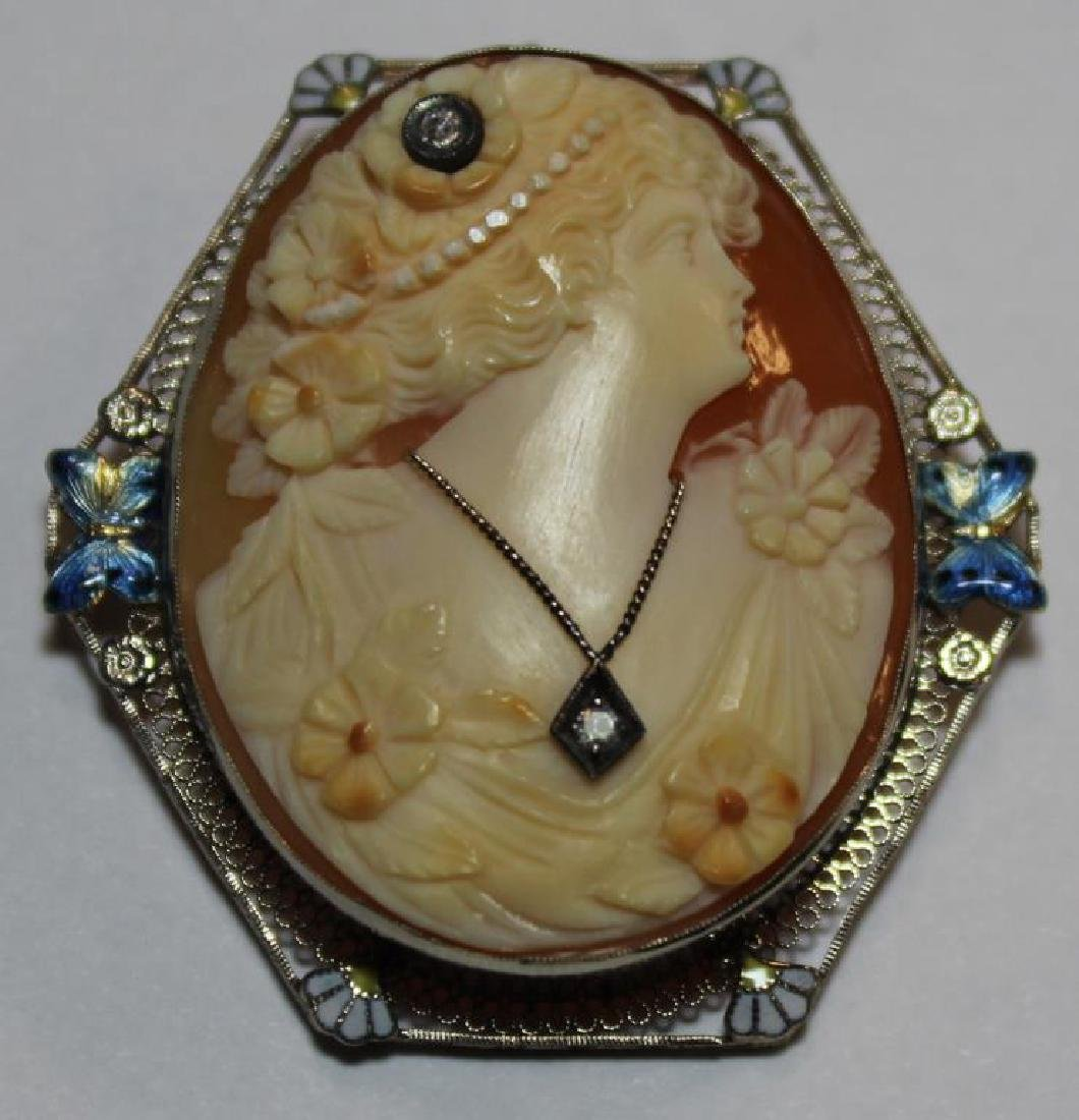 JEWELRY. Assorted Jewelry Grouping. - 2