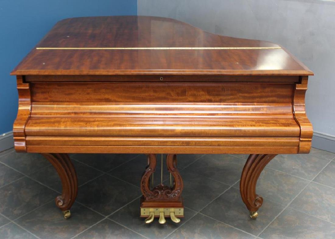 Steinway Louis XV Style Model A Grand Piano.