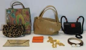 Vintage Grouping of Ladies Purses Inc. Chanel.