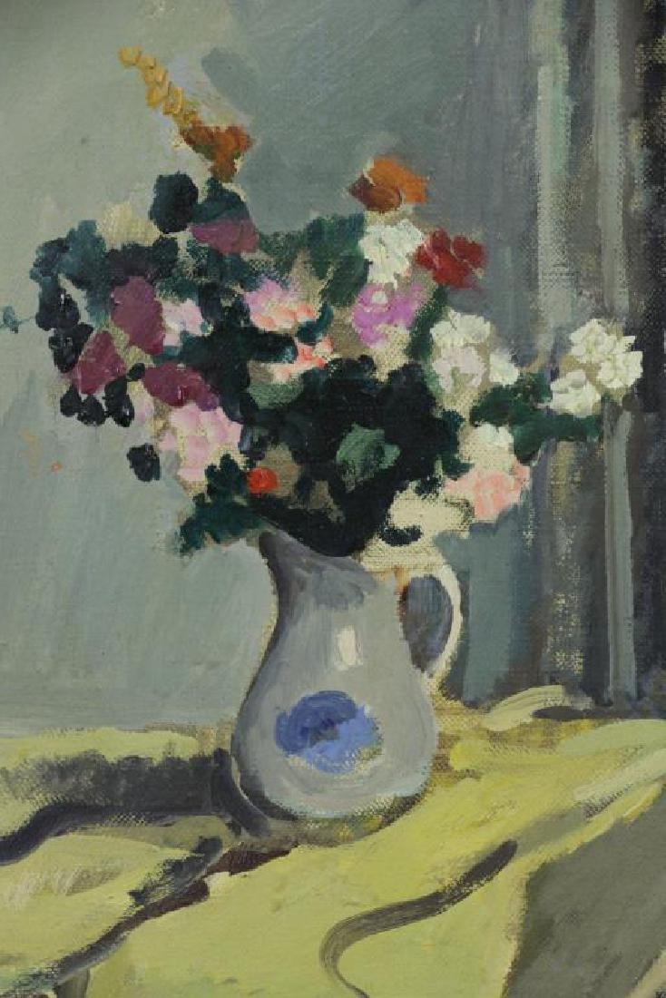 CIKOVSKY, Nicolai. Oil on Canvas. Dancer at Rest, - 4