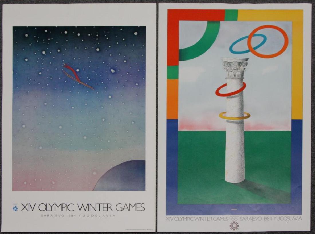 Lot of 22 Winter Olympics 1984: Sarajevo, - 4