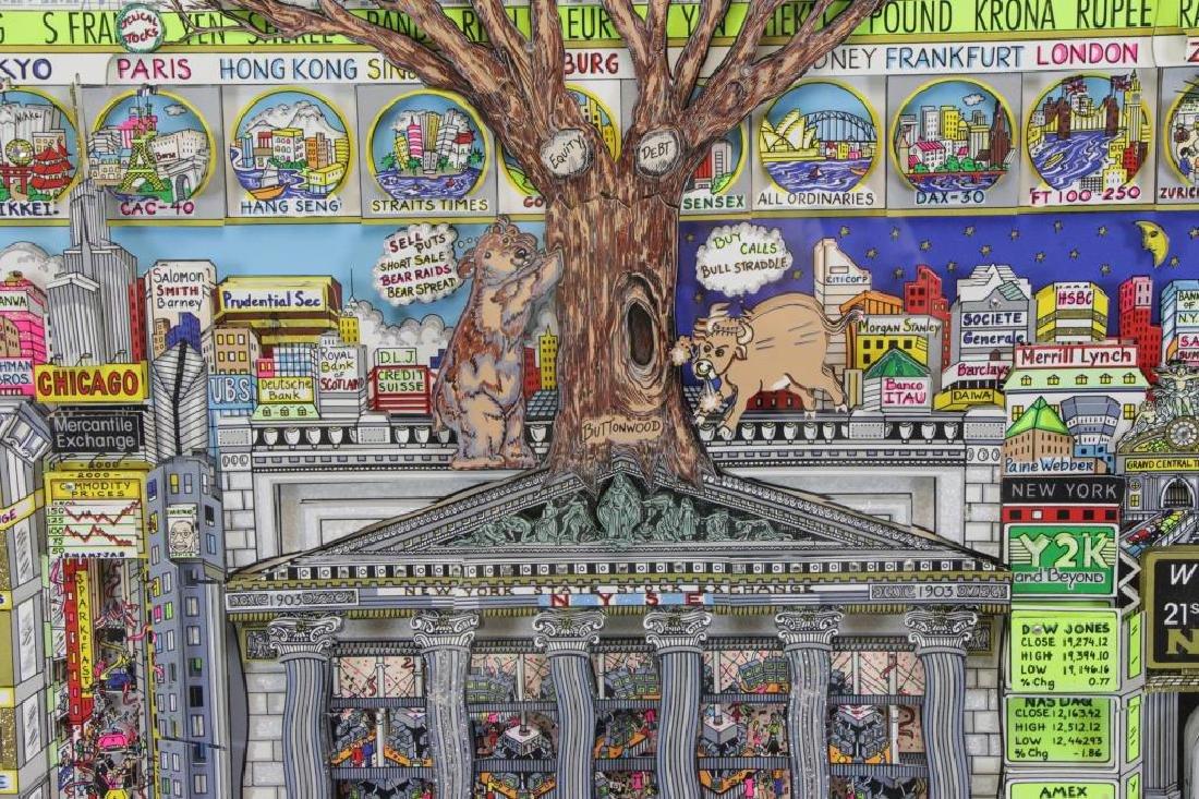 """FAZZINO, Charles. """"Money Doesn't Grow on Trees"""" - 5"""