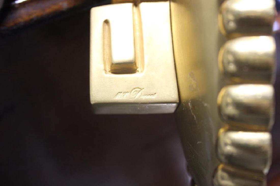 Impressive Pair of Gilt Bronze Art Nouveau Sconces - 7