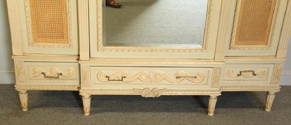 Fine Quality Custom Louis XVI Style Carved and - 2