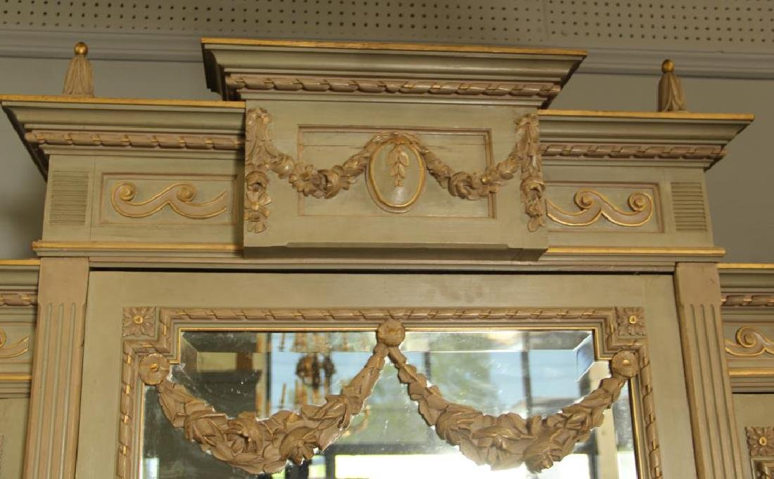 Fine Quality Custom Louis XVI Style Carved and - 3