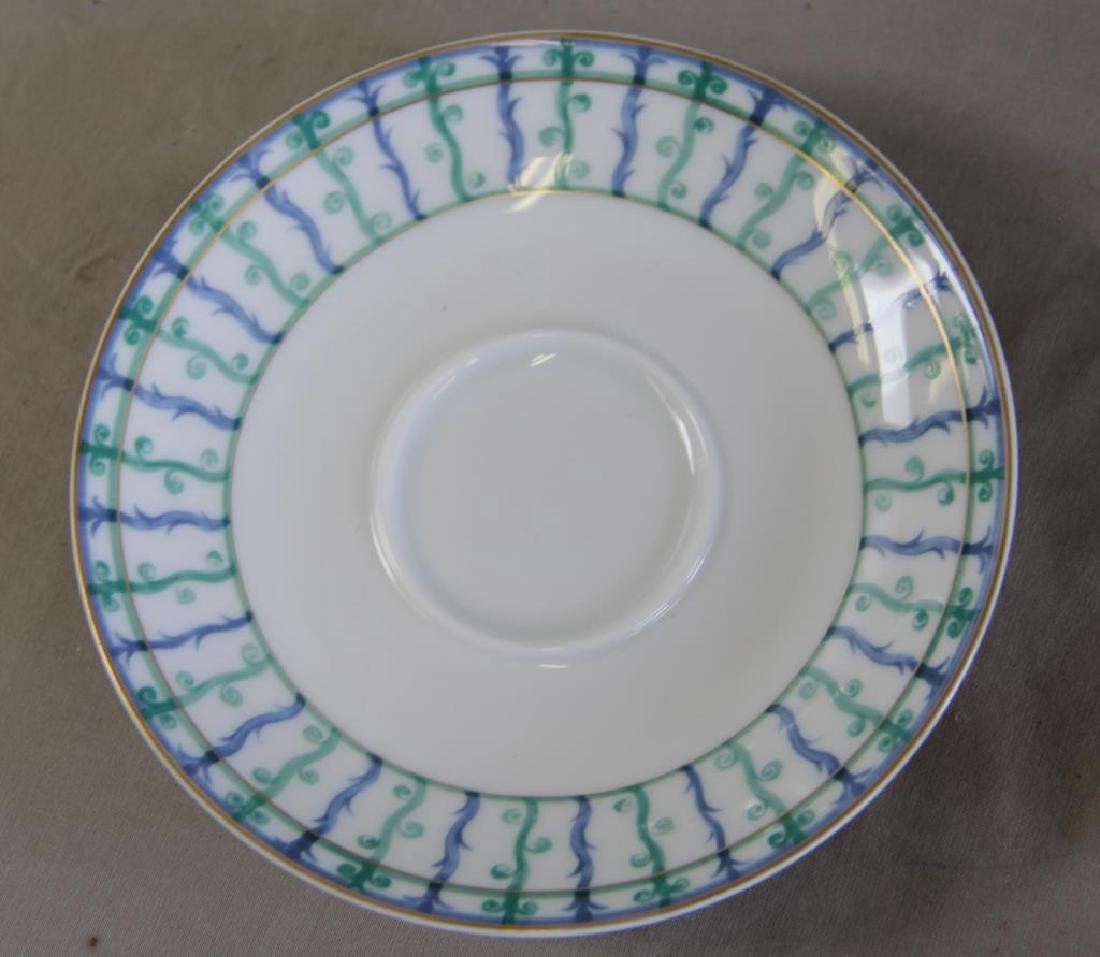 Limoges Porcelain Partial Service To Inc, - 3