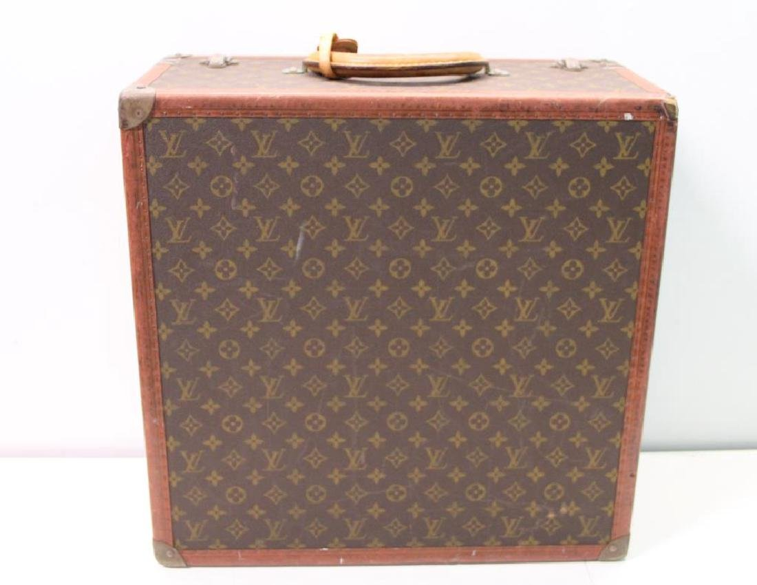Vintage Louis Vuitton Suitcase.