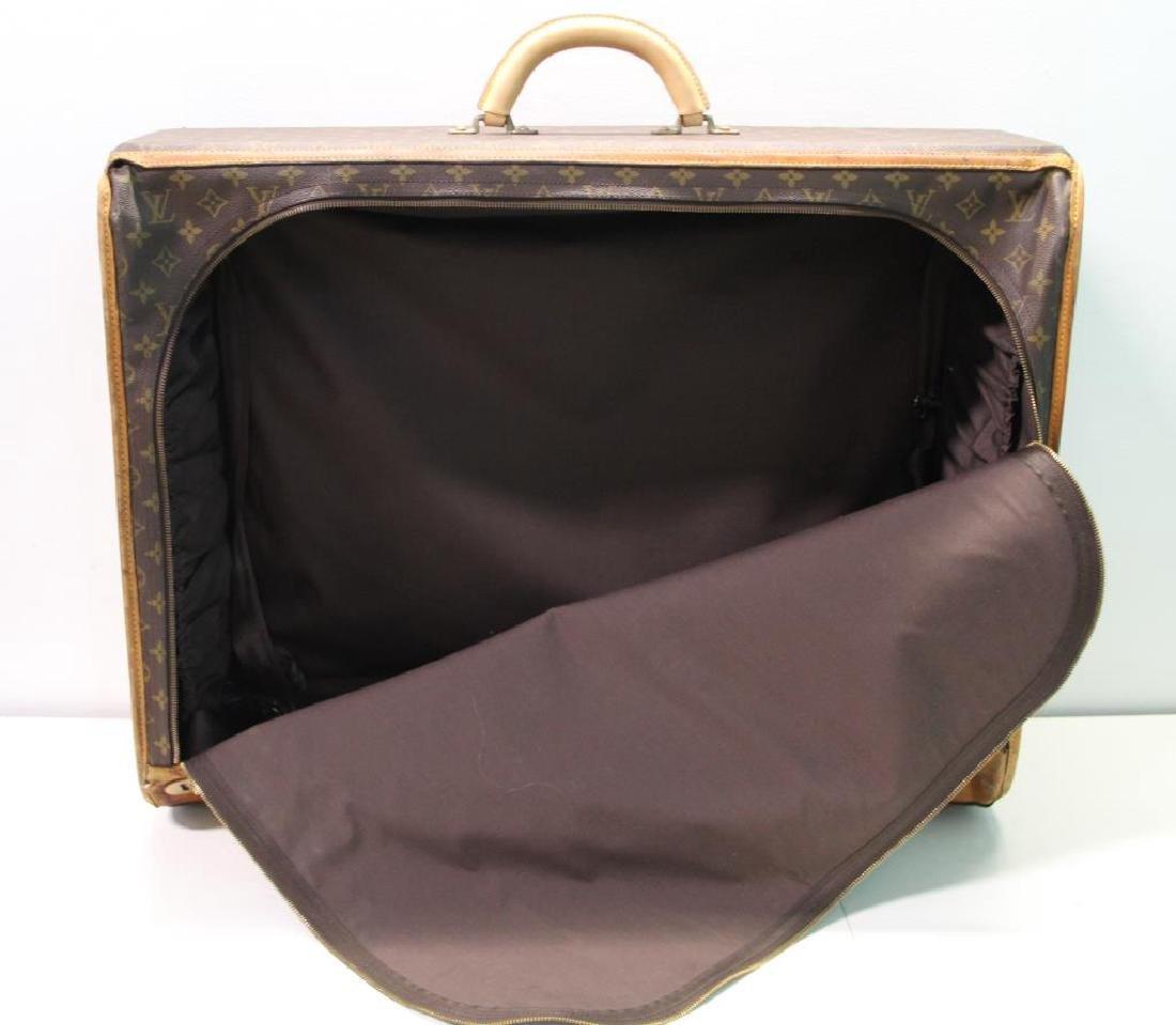 2 Vintage Louis Vuitton Soft Suitcases. - 3